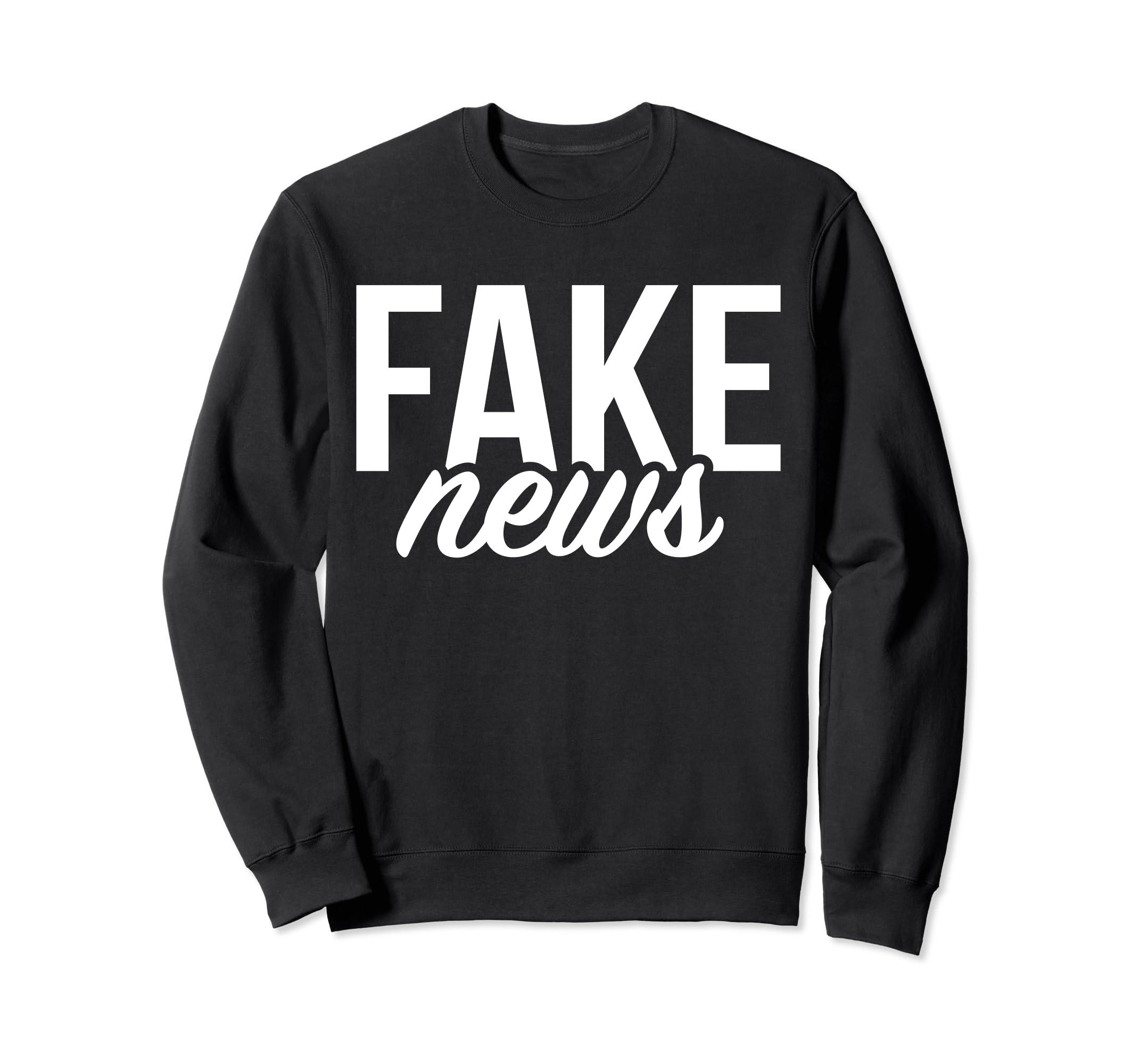 Fake News Network T Shirt Trump-ANZ