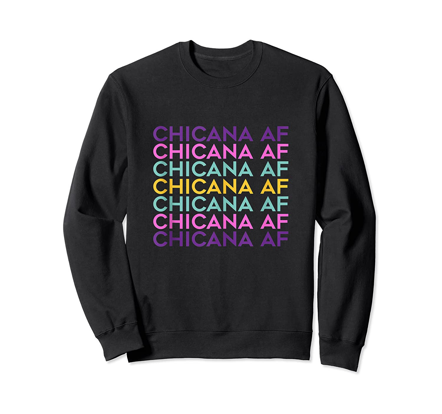 Chicana Af Shirt, Pride Gift For , Chicana Girls Tank Top Crewneck Sweater