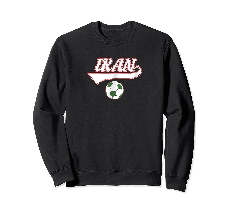 Iran Team World Fan Soccer 2018 Cup Fan T Shirt Crewneck Sweater