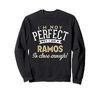 Ramos Family Reunion Shirts Sweatshirt Black