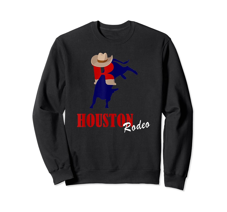 Rodeo 2019 T Shirt Houston Rodeo Cowboy Crewneck Sweater