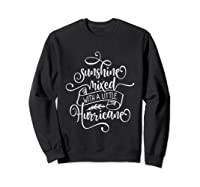 Sunshine Mixed Little Hurricane Shirts Sweatshirt Black