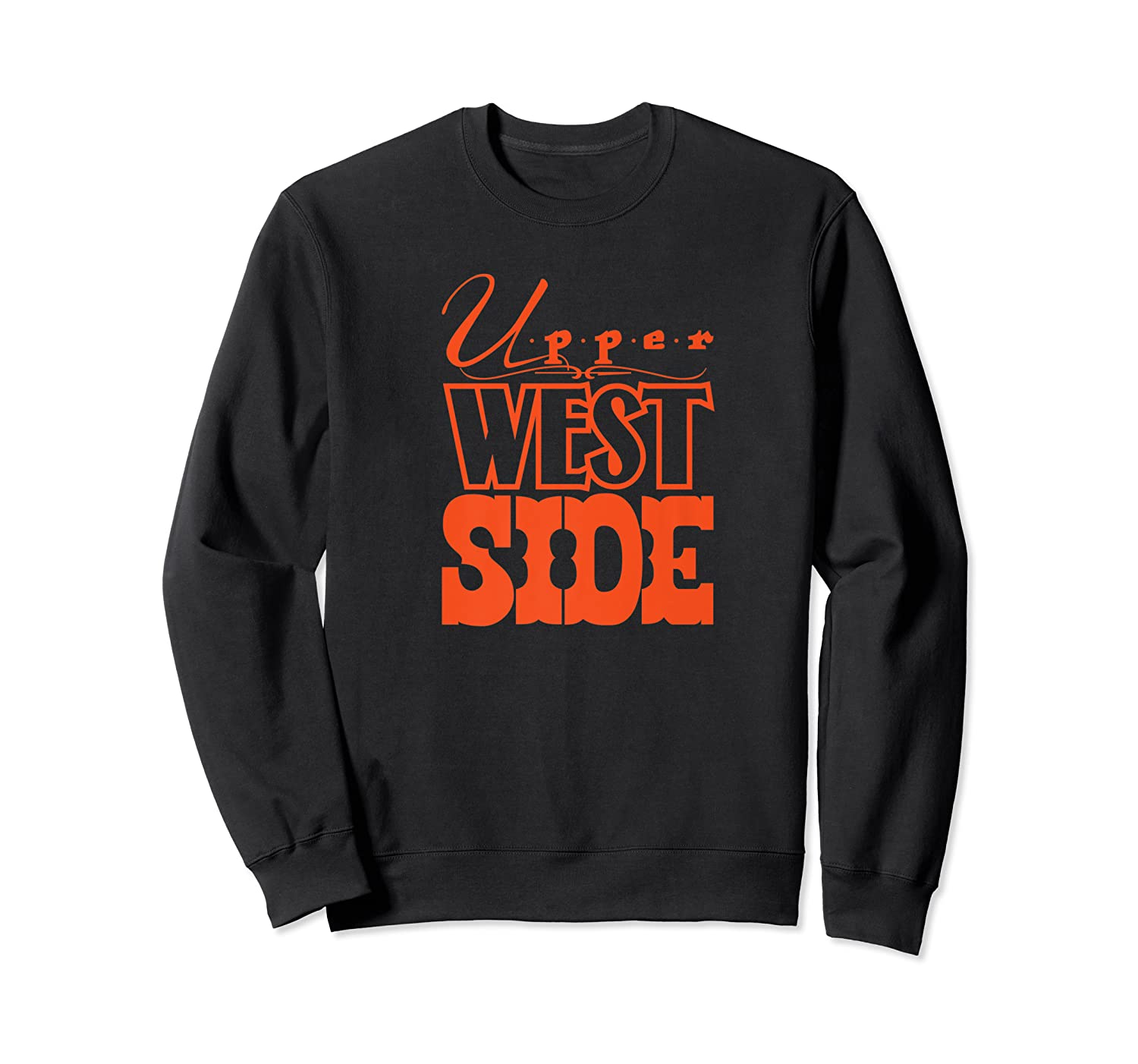 Upper West Side Grocery Store Tribute T Shirt Crewneck Sweater