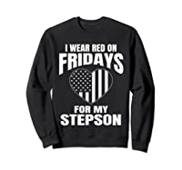 Deployed Stepson Homecoming Shirts Sweatshirt Black