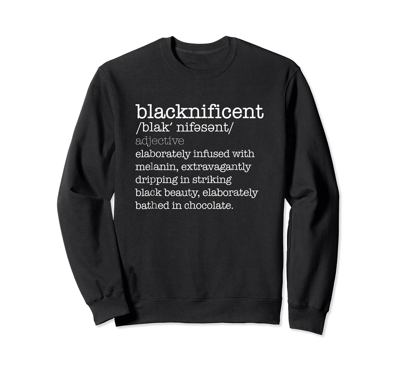 Dictionary Black History Month Pride Shirts Crewneck Sweater