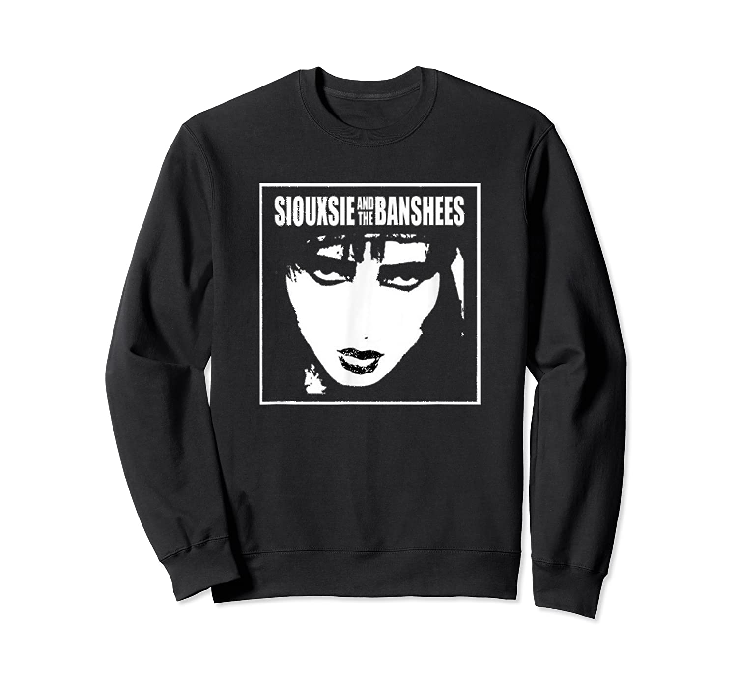 Siouxsie And The Banshees Siouxsie Sioux T Shirt Crewneck Sweater