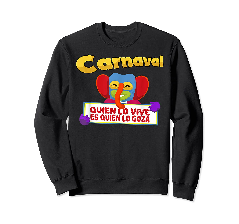 Carnaval De Barranquilla Marimonda T Shirt Crewneck Sweater