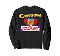 Carnaval De Barranquilla Marimonda T Shirt Sweatshirt Black
