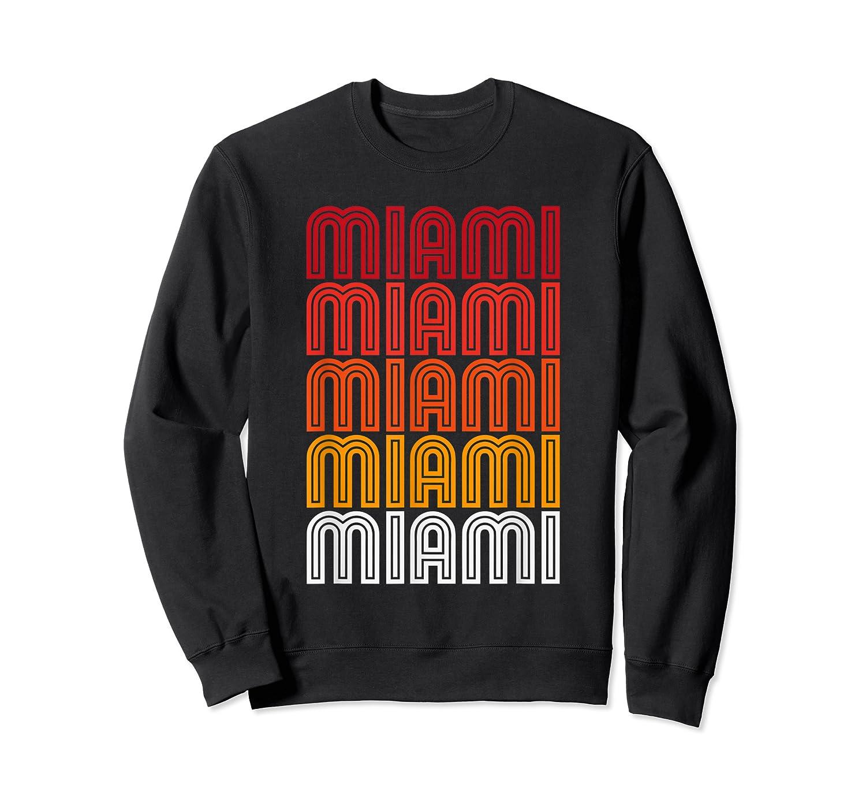 Miami Miami Miami T-shirt Crewneck Sweater