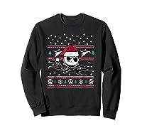 Nightmare Before Christmas Holiday Shirts Sweatshirt Black