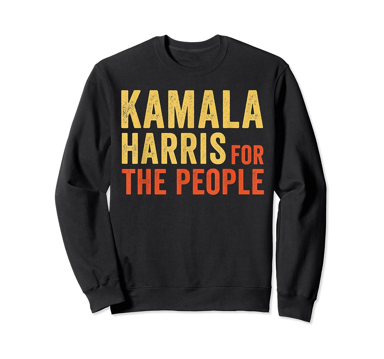 Kamala Harris For The People, President 2020 Shirts Crewneck Sweater