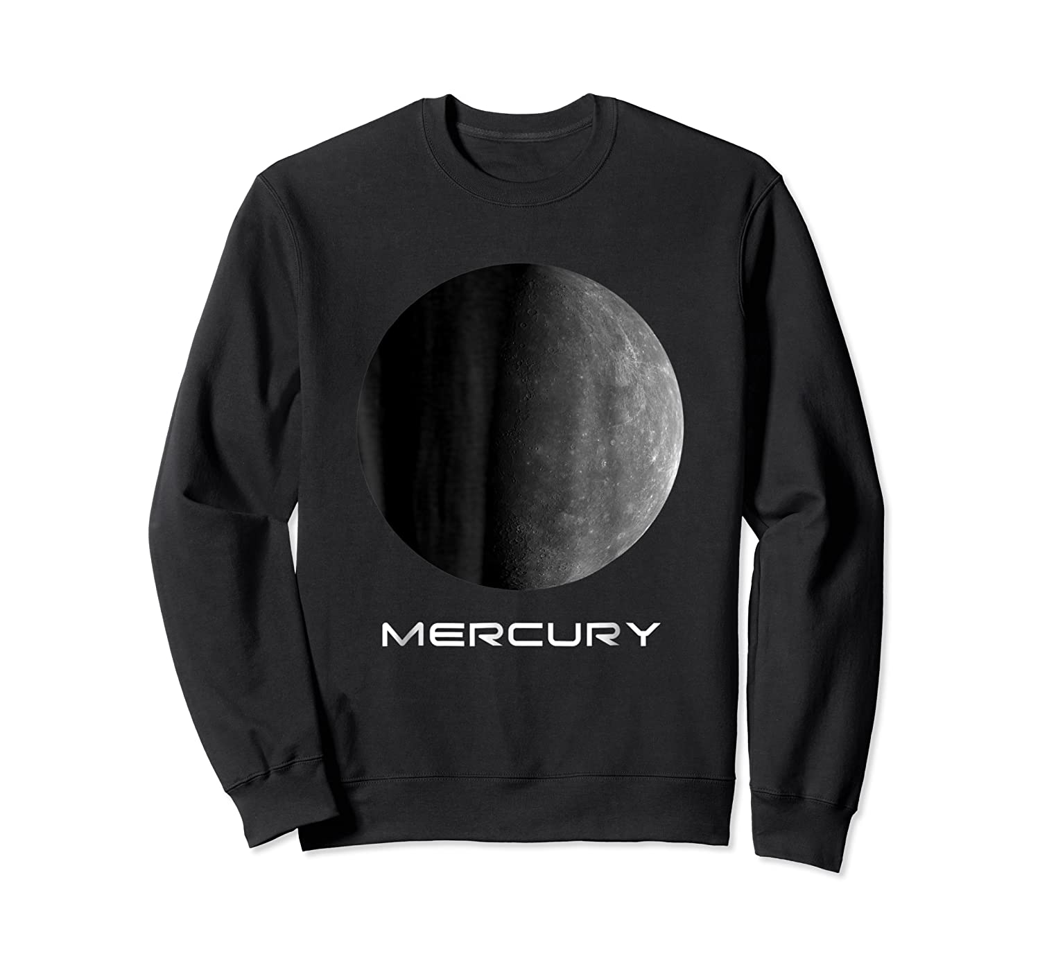 Mercury Perfect Gift For Astronomy Or Space Lovers Shirts Crewneck Sweater