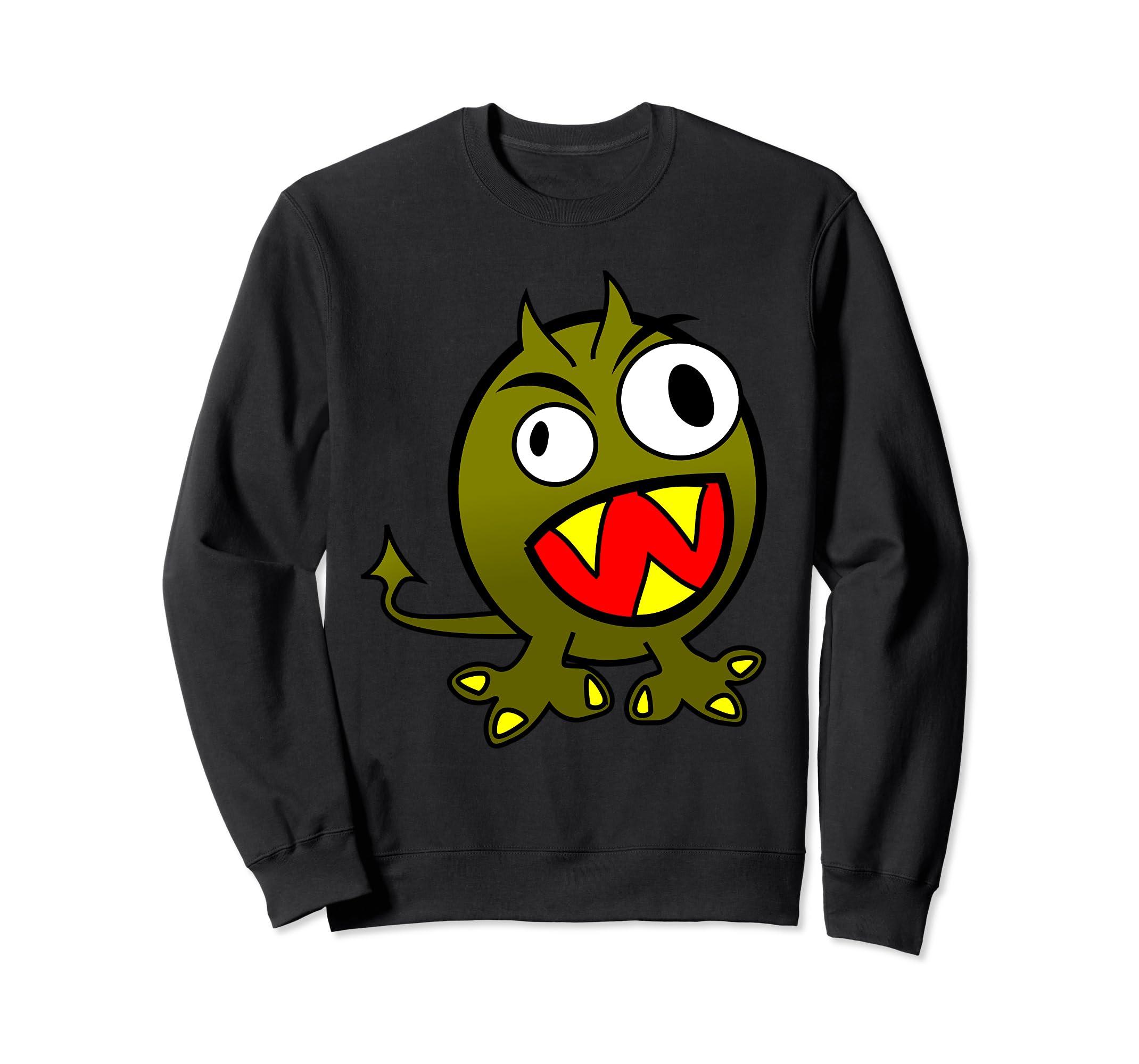 Cute Trendy MONSTER TShirt Sweatshirt Hoodies Tees