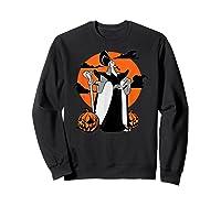 Disney Jafar The Powerful Halloween T Shirt Sweatshirt Black