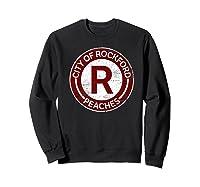 Baseball Tshirt Rockford Peaches Shirt Feminist Graphic Tees Sweatshirt Black