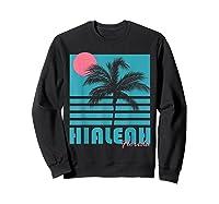 Hialeah Florida T Shirt Vintage Souvenirs Sweatshirt Black