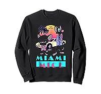 Miami Mice Shirts Sweatshirt Black