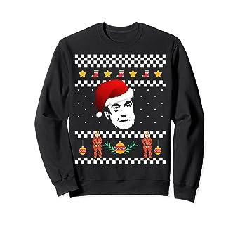 Ugly Christmas Sweater Meme.Amazon Com Robert Mueller Sweatshirt Ugly Christmas Sweater