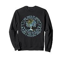 And I Think To Myself What A Wonderful World Shirts Sweatshirt Black