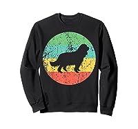 Cavalier King Charles Spaniel Retro Dog Shirts Sweatshirt Black