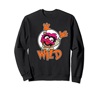 1e2e428296a2 Amazon.com  Disney Muppet Babies Wild Animal Sweatshirt  Clothing