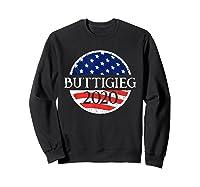 Go Pete Buttigieg President 2020 Election Shirt Democrat Sweatshirt Black