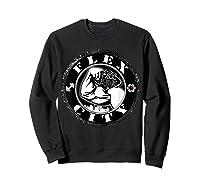 Flex City Feed Me More Nutrition T Shirt Sweatshirt Black
