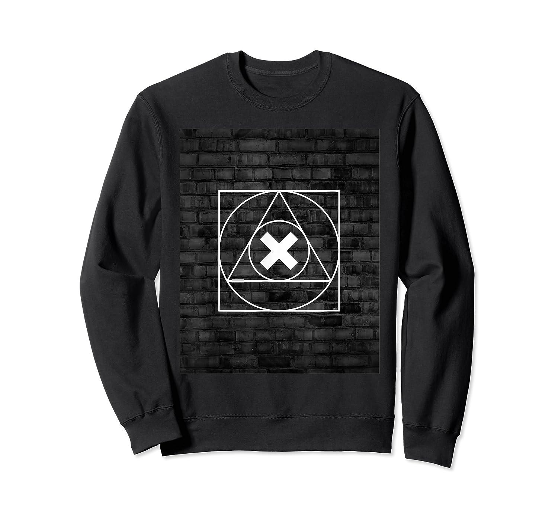 Playstation Playstation Woodcut 2 Shirts Crewneck Sweater