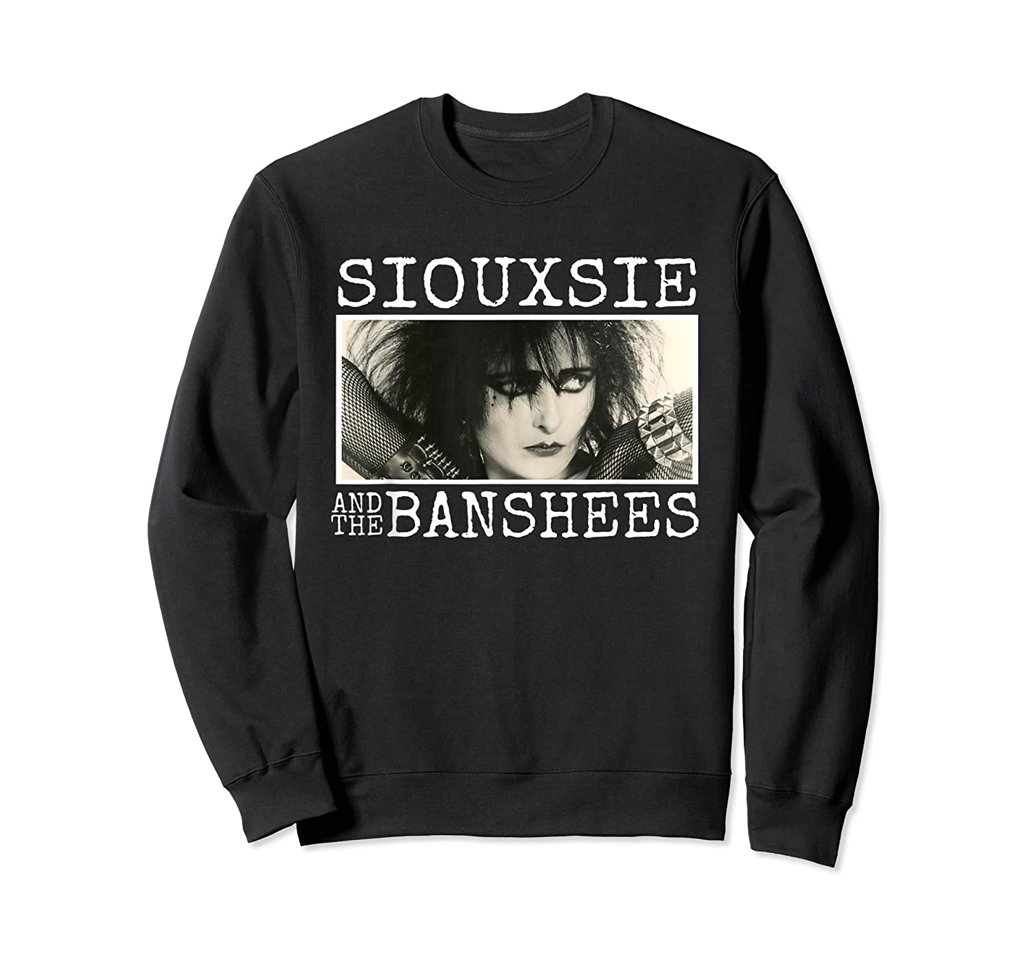 Siouxsie And The Banshee Siouxsie Sioux T Shirt Crewneck Sweater
