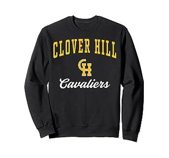 Amazon com: Clover Hill High School Cavaliers Sweatshirt C3: Clothing