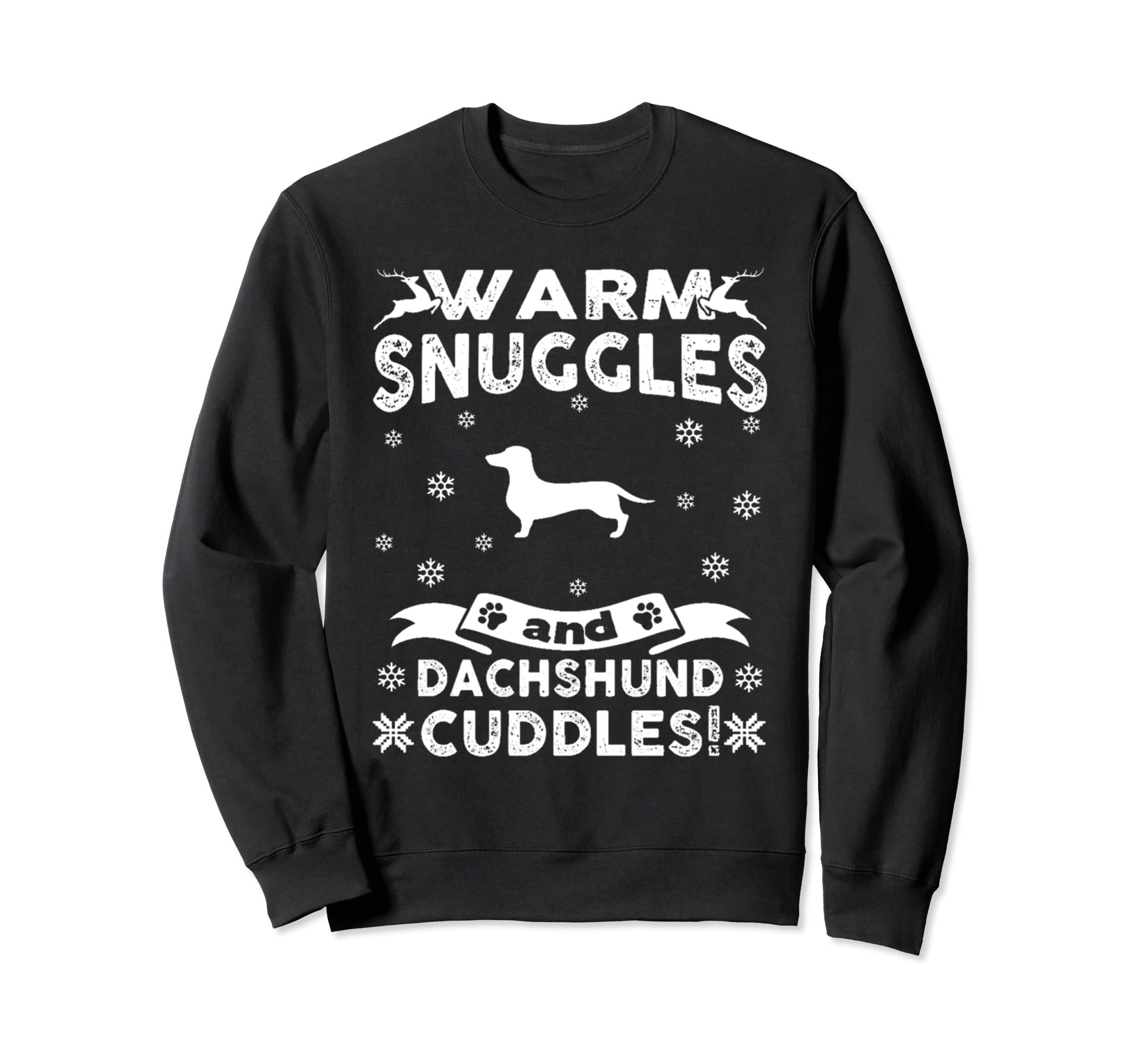 Matching Ugly Christmas Sweaters For Dog And Owner.Amazon Com Dachshund Ugly Christmas Sweater Dachshund
