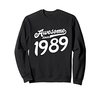 Image Unavailable Not Available For Color 30th Birthday Sweatshirt Son Gifts 30 Year Old Men
