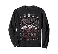 Snow Take A Bite Vintage Poster Shirts Sweatshirt Black