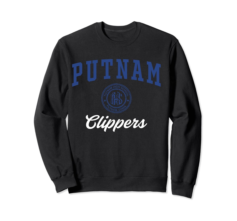 Putnam High School Clippers T-shirt C3 Crewneck Sweater