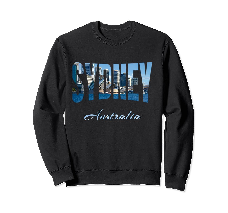 Sydney Australia Shirt Crewneck Sweater