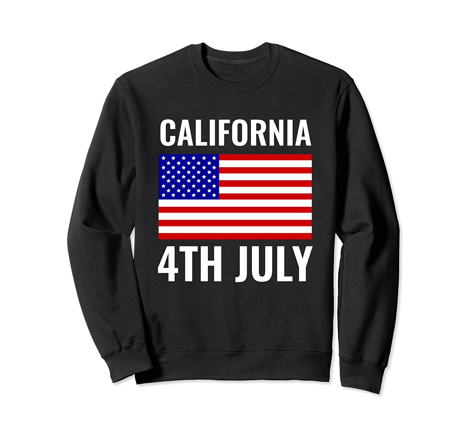 California Independence Day 4th July American Us Flag Gift Shirts
