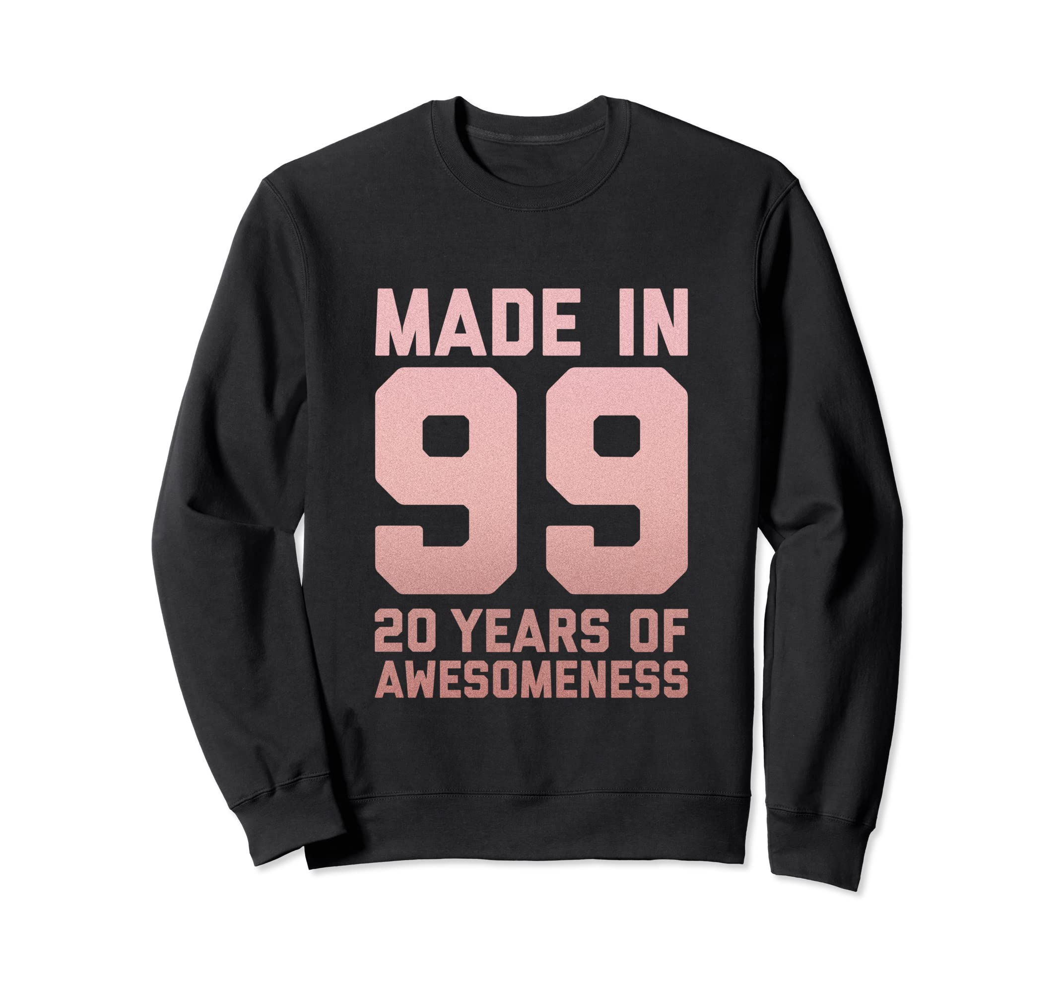 Amazon 20th Birthday Sweatshirt Gift 20 Year Old Daughter