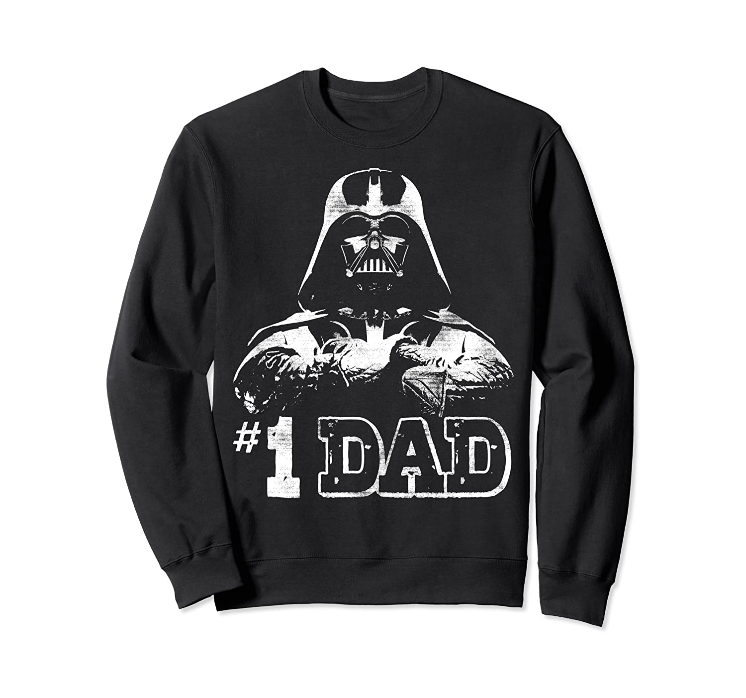 S Vader #1 Dad Vintage Father's Day Shirts