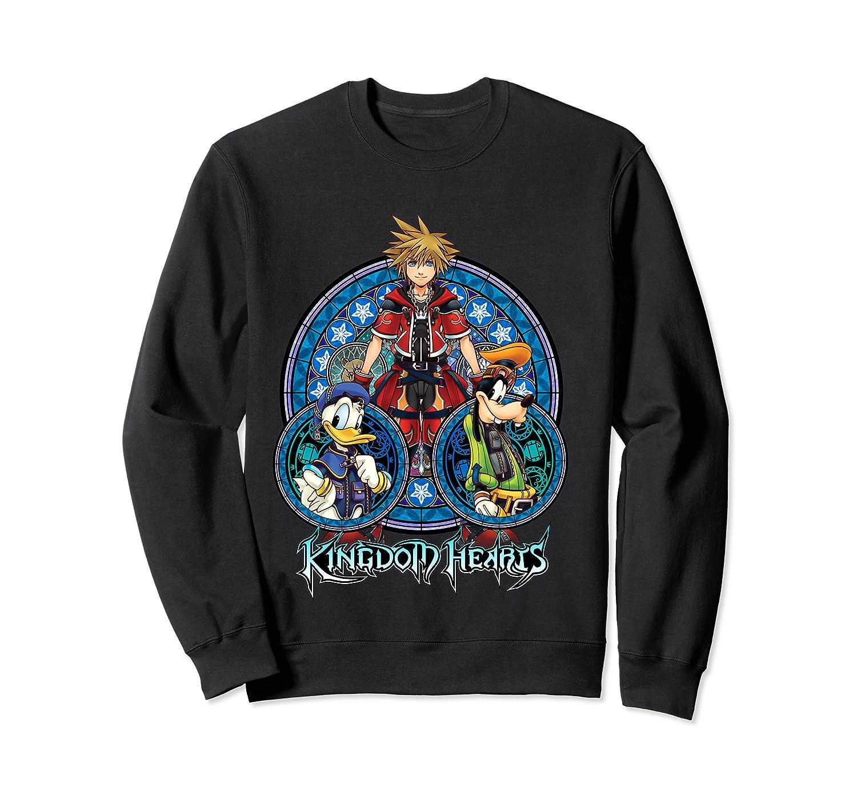 Disney Kingingdom Hearts T Shirt Crewneck Sweater