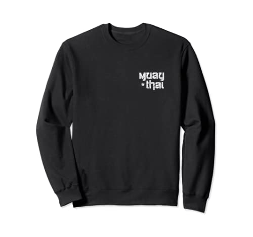 Muay Thai Garuda Double Sided  Sweatshirt