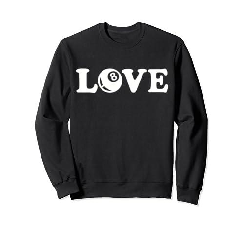 Billiards Love Sweatshirt