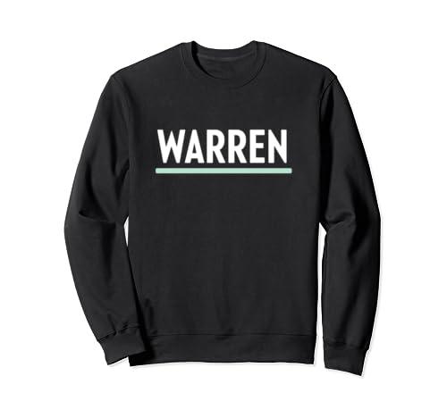 Elizabeth Warren 2020 President Sweatshirt