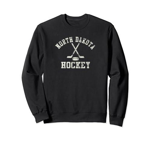 Vintage North Dakota Hockey  Sweatshirt