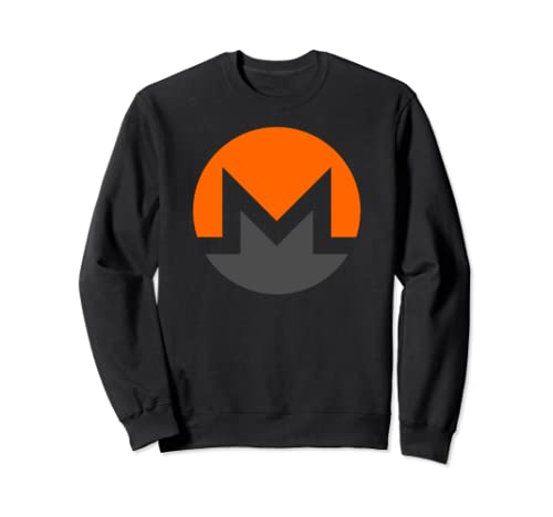 Monero Cryptocurrency Sweatshirt