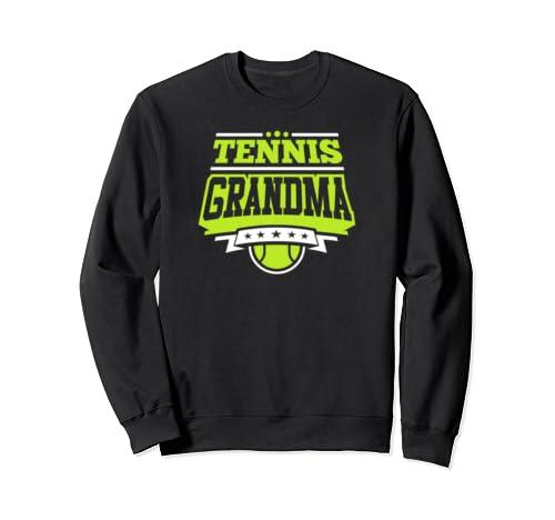 Tennis Grandma Sweatshirt