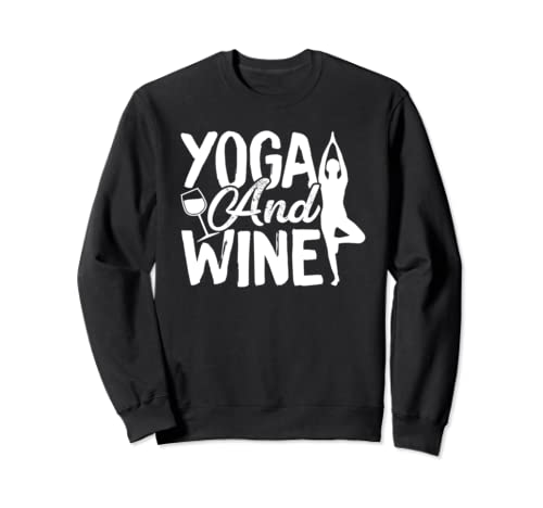Yoga   I Love Yoga Sweatshirt