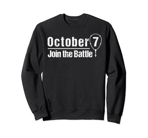 Rosary Warrior Battle Of Lepanto Catholic Gifts Sweatshirt