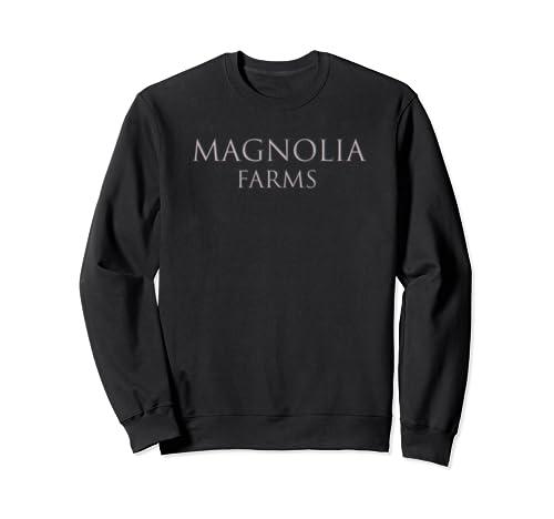 Magnolia Farms Womens T Shirt  Sweatshirt