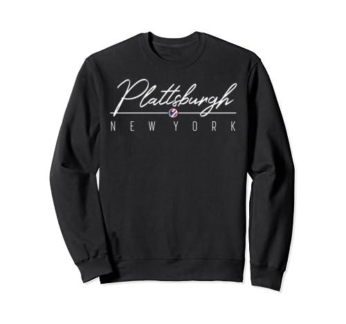 Plattsburgh, New York Sweatshirt