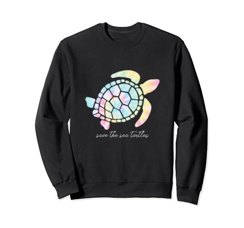 Save The Turtles Sk Sk Sk & I Oop For Women, Girls And Men  Sweatshirt